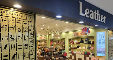 Leather - Hurghada Museum mall by Overseas