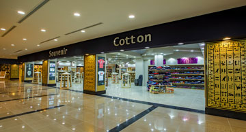 Cotton - Hurghada Museum mall by Overseas