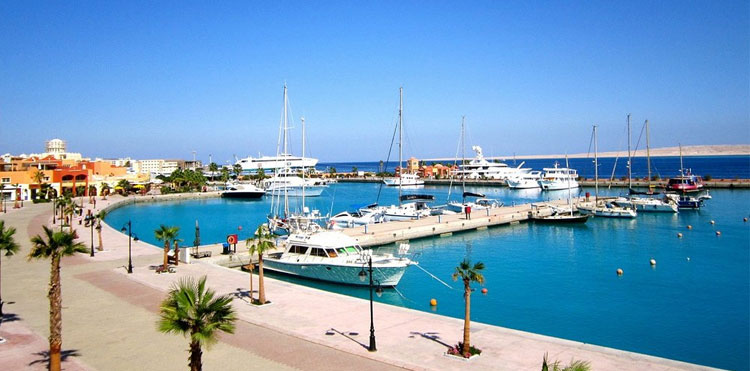 Places to visit in Hurghada